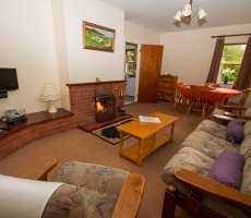Donegal Estuary Holiday Homes - Living room