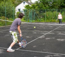 Donegal Estuary Holiday Homes - Tennis Court